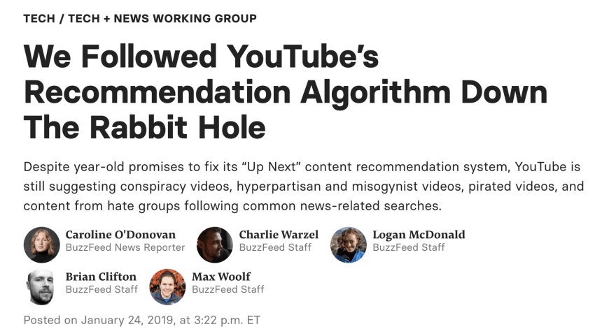 Tubeviewer article