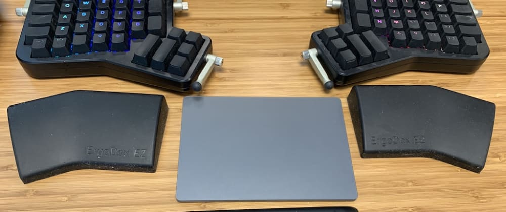 Cover image for Ninja Speed Vim-like Debugging with Ergonomic Keyboard and Trackpad