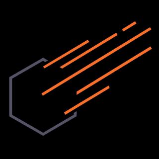 Space Rock Media logo