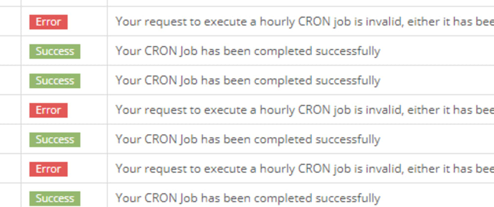 Cover image for Monitoring your cron jobs is critical