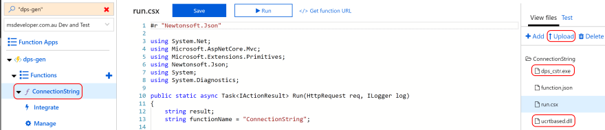 Turn a Command Line Tool into a REST API with Azure