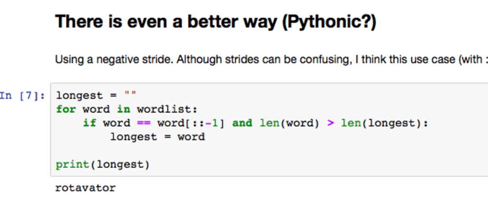 Cover image for In Your Opinion, What Makes Code Pythonic?