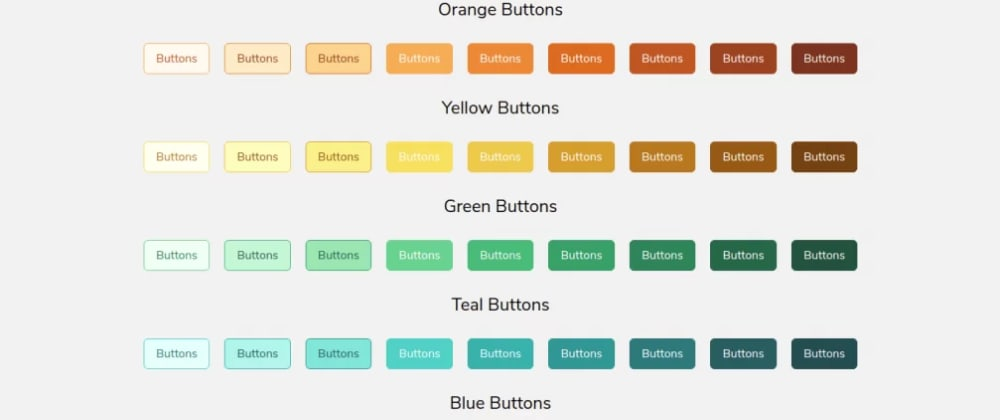 Cover image for Tailwind CSS Buttons