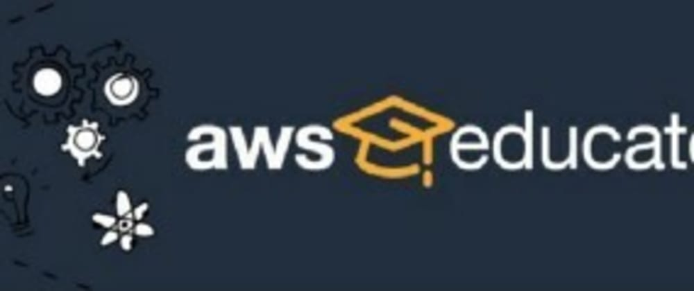 Cover image for Journey into the AWS Educate : Learning with Amazon's new Learning Platform!
