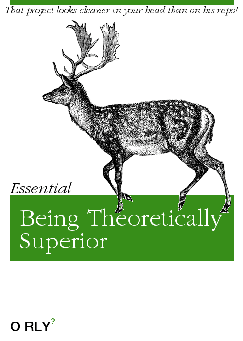 Being Theoretically Superior