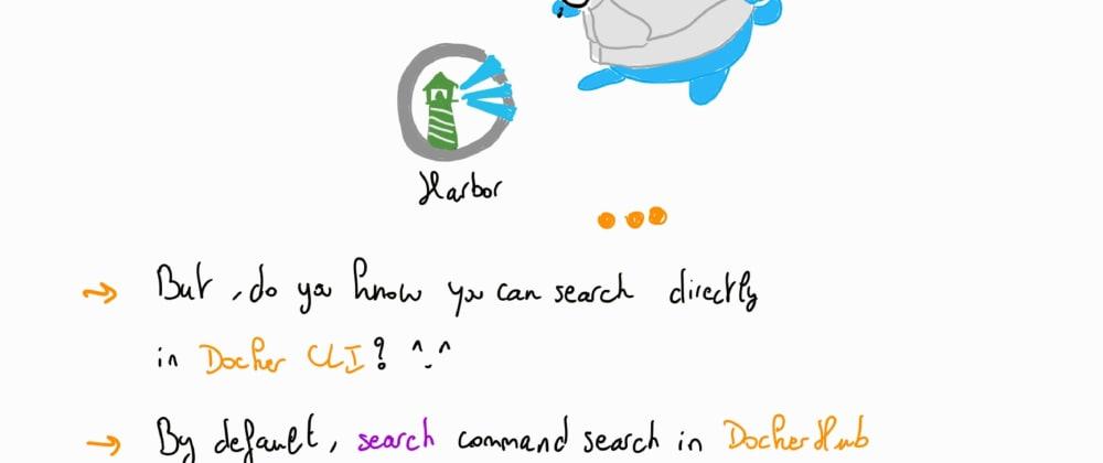 Cover image for Understanding Docker: part 9 – Docker Search