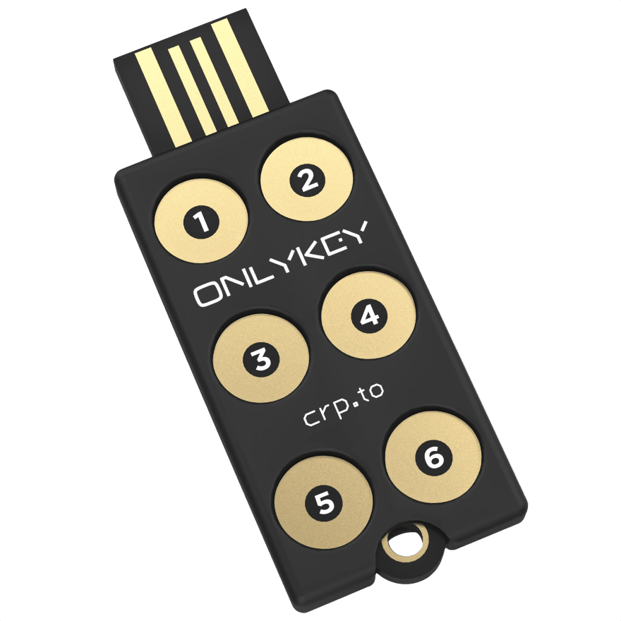 An OnlyKey