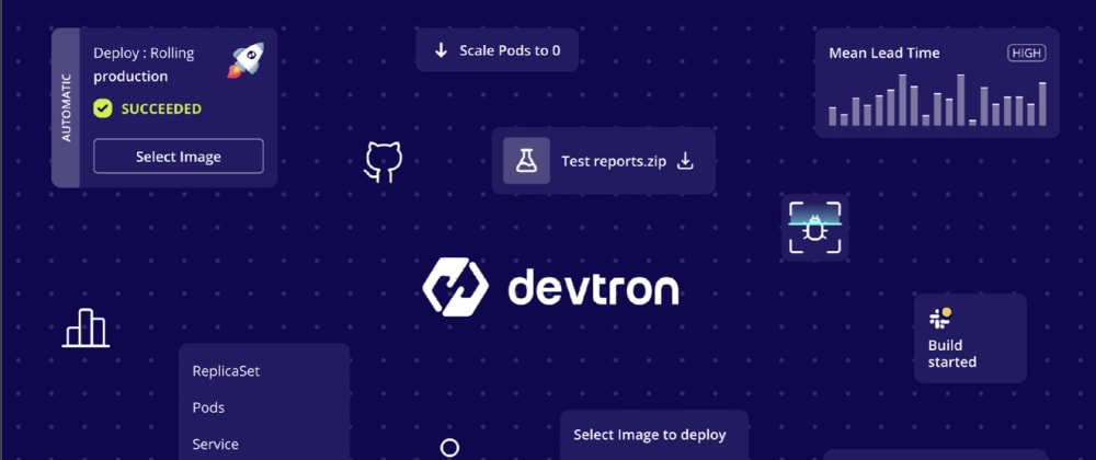 Cover image for Devtron: A business opportunity in developers' needs