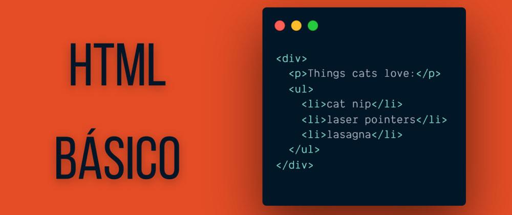 Cover image for Apuntes de HTML y HTML5 Básico (FreeCodeCamp/Diseño Web Responsivo)