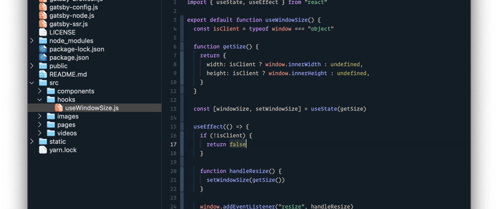 Cover image for Handcrafted: a beautiful dark theme for Nova and VS Code