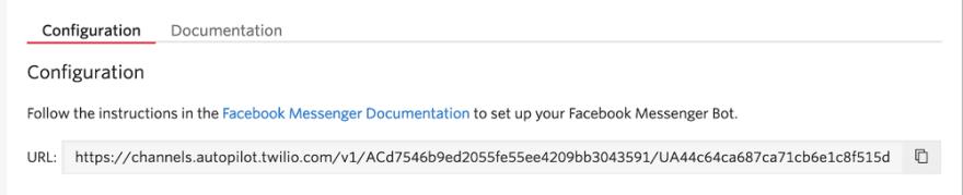 Configuration URL img
