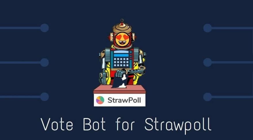 Strawpoll bot
