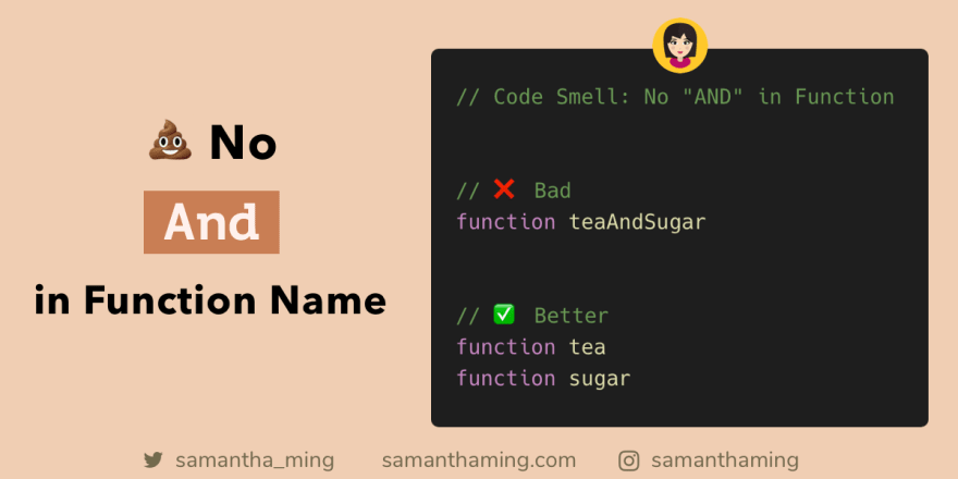 CodeTidbit by SamanthaMing.com
