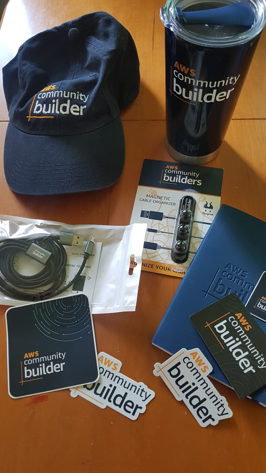 Swags for Community Builders