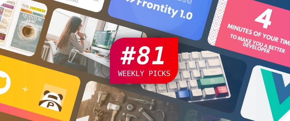 Cover image for Weekly Picks #81—Development Posts
