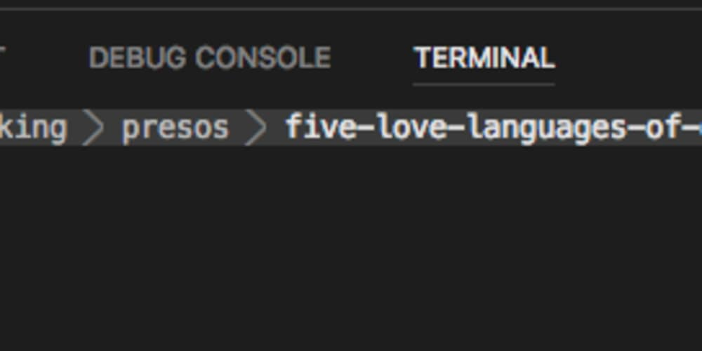 Making Powerline Work In Visual Studio Code Terminal - DEV