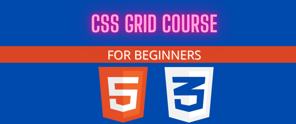 Cover image for YouTube Video | CSS Grid Course for Beginners - 3