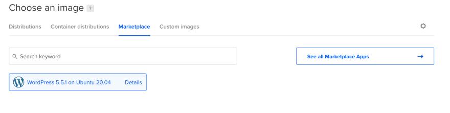 Choose image tab