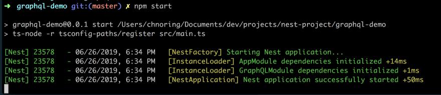How YOU can use Nest to build a GraphQL API - DEV Community