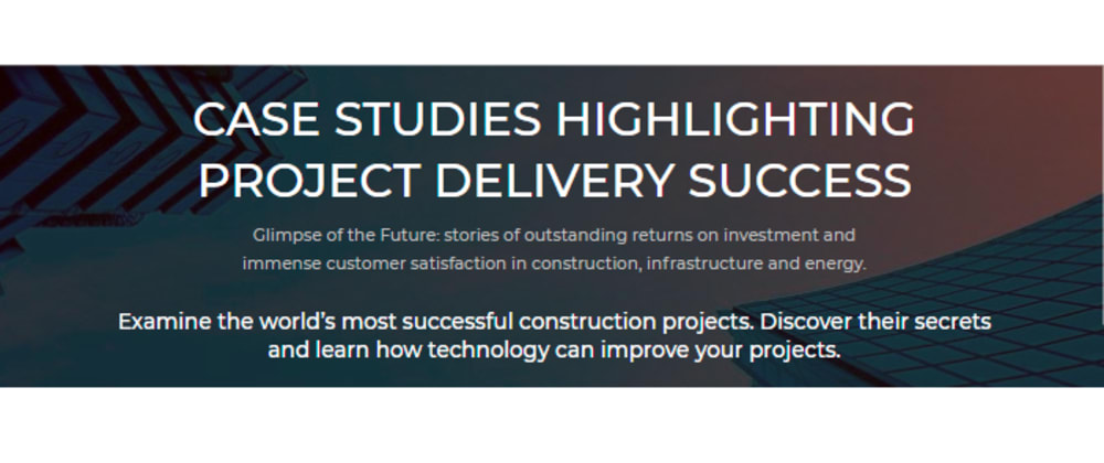 Cover image for 10 Construction Technology Case Studies