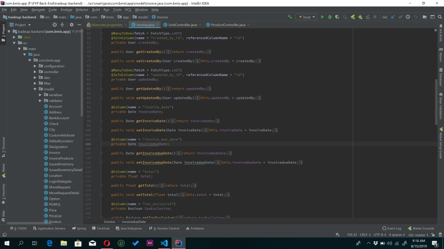 IntelliJ IDEA Theme