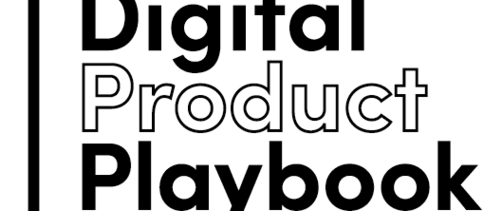 Cover image for Introducing the Digital Product Playbook