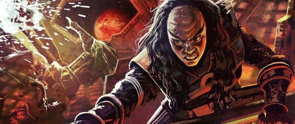 Cover image for Code like a Klingon Warrior