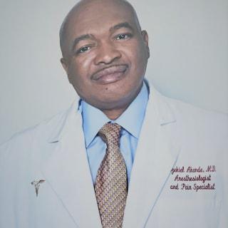 Dr. Ezekiel Akande profile picture