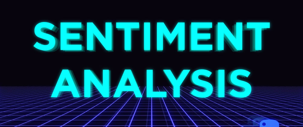 Cover image for Sentiment Analysis on ANY Length of Text With Transformers (Python)