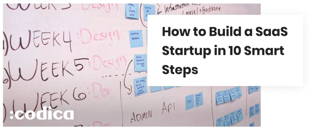 Cover image for Launching a SaaS Startup: All You Need to Know