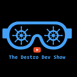 The Destro Dev Show logo