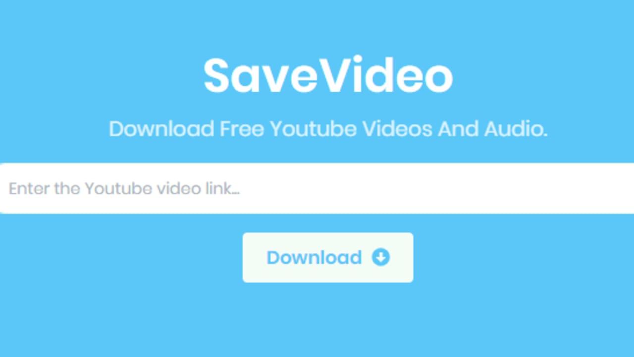 Simple App For Downloading Youtube Videos Dev