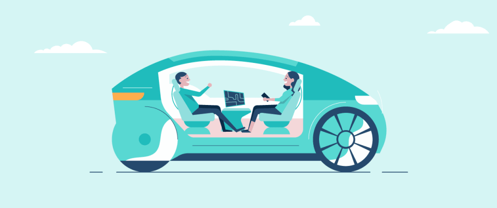 Cover image for What can you do while your car drives itself?