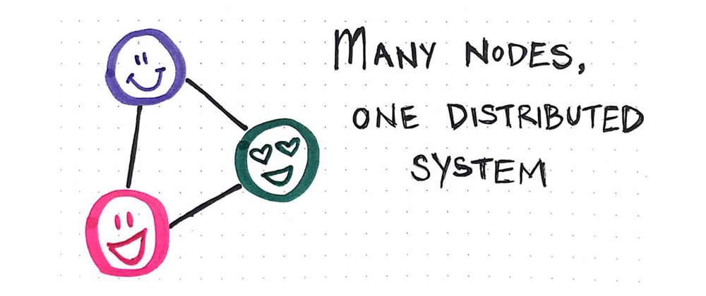 Cover image for Many Nodes, One Distributed System