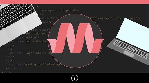 Materialize CSS From Scratch With 5 Projects Image