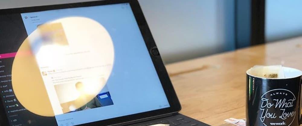Cover image for Usando iPad Pro como laptop principal