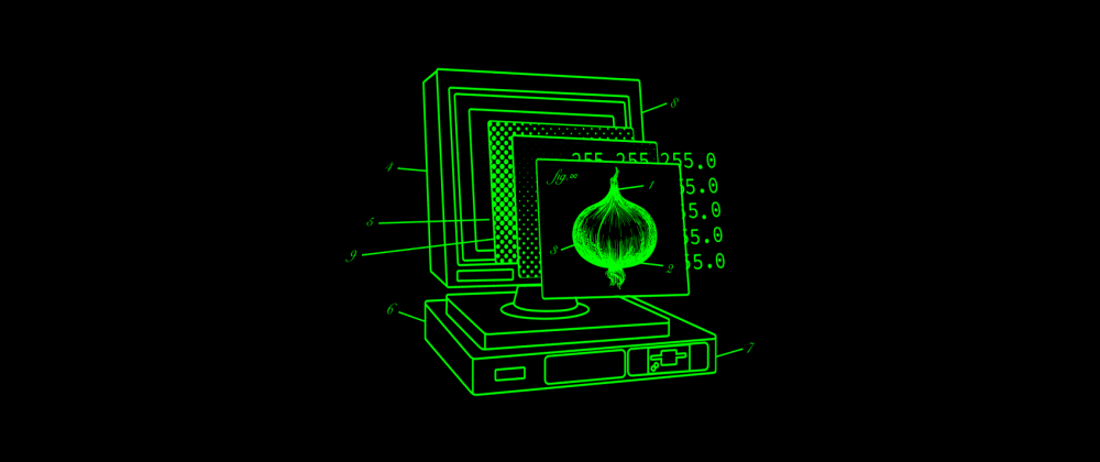 Cover image for Tor - The Onion Router