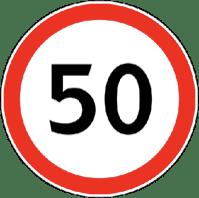 50 kph