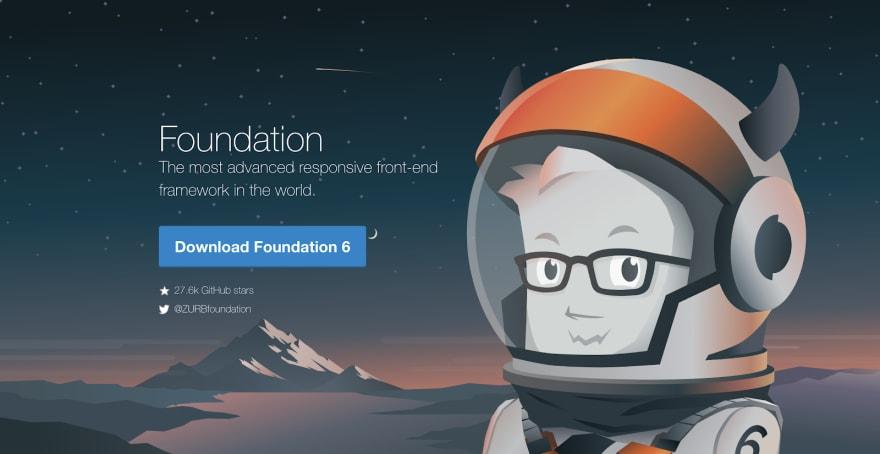 foundation by zurb
