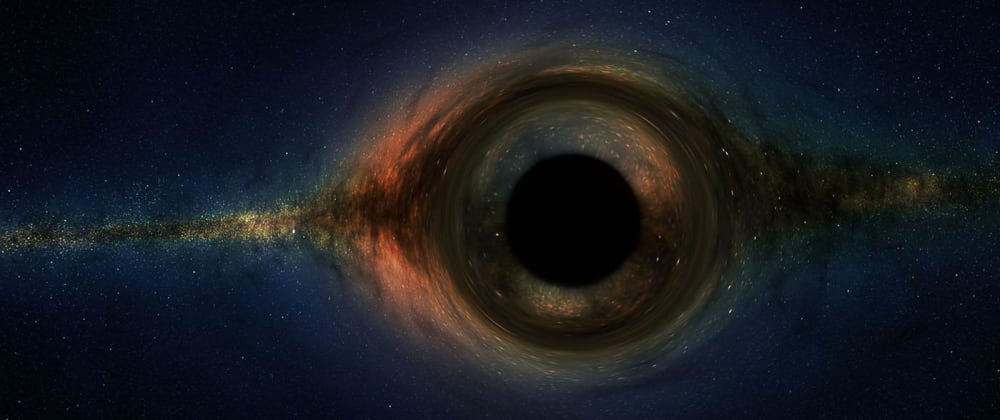Cover image for Watching the future of coding accelerate into a simulated black hole