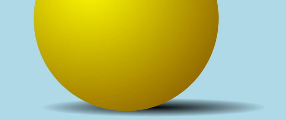 Cover image for Create a pure CSS sphere