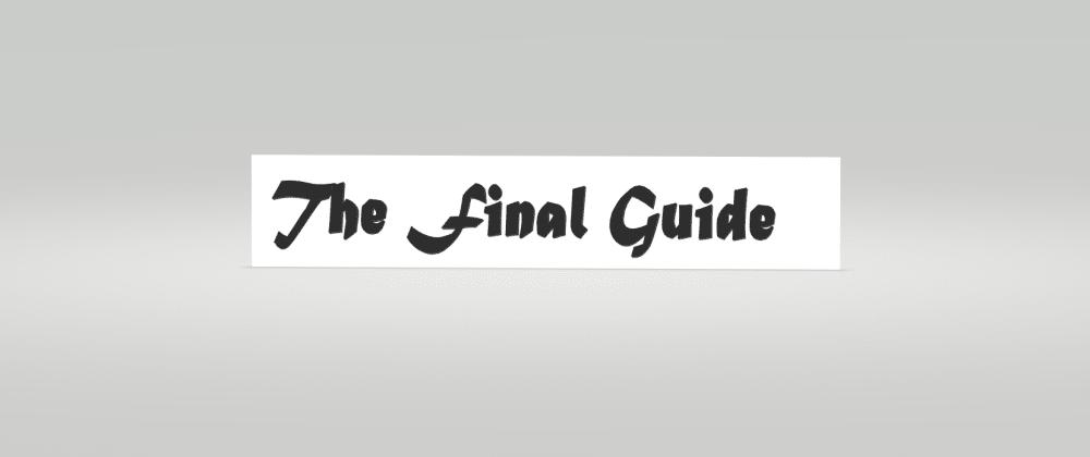 Cover image for Git Basics: The Final Guide