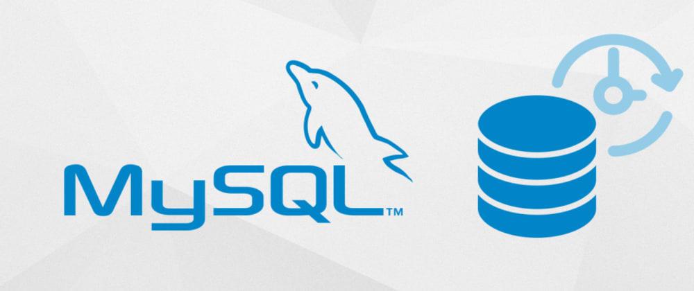 Cover image for How to Backup MySQL Database using mysqldump