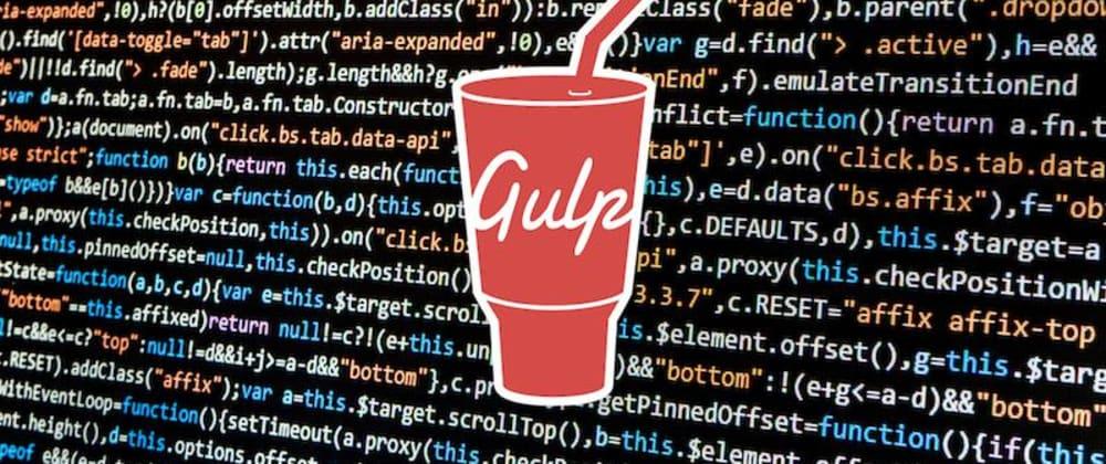 Cover image for ใช้ GulpJs กับเว็บไซต์ของเรา