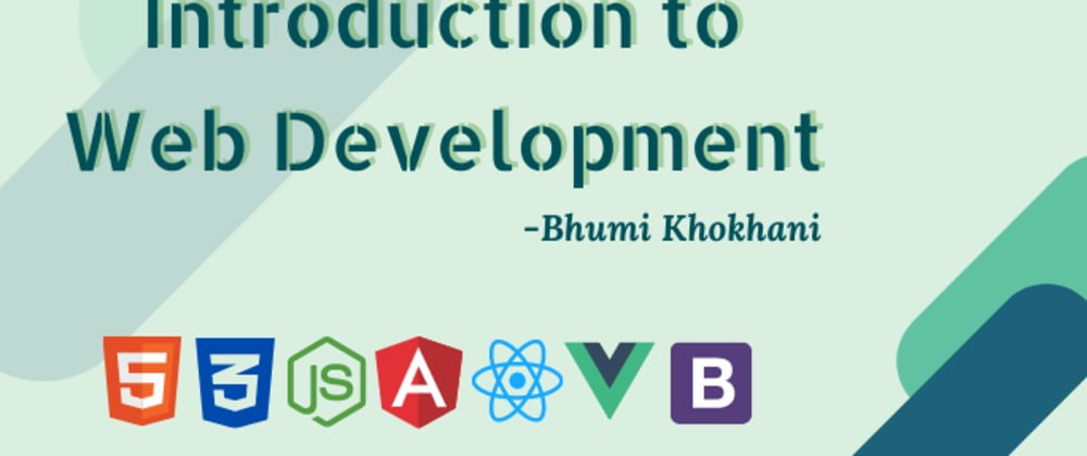 Cover image for Introduction to Web Development