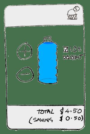 ugly water seller app