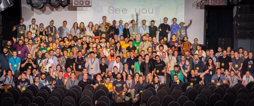 Cover image for My first time at JSConf Budapest, how was it?