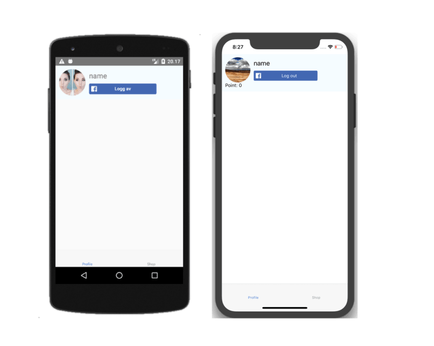 React Native Login Using the Facebook SDK - DEV Community