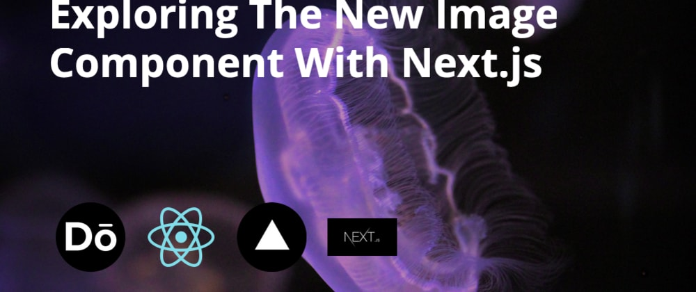 Cover image for Exploring The New Image Component With Next.js 10