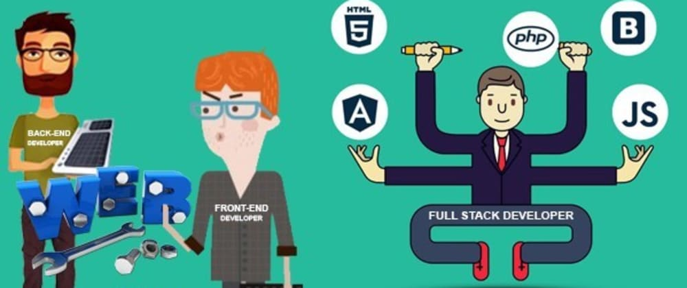 Cover image for Full Stack Developer Vs Other Developers
